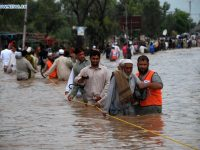 Floods in Pakistan: Wrath of Nature or Man-Made Calamity?