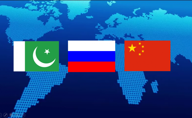 Synchronization of Interests: Emerging Strategic Partnerships between China, Russia and Pakistan in a Brave New World