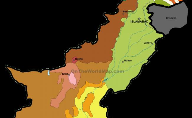 Pakistan's New Rising Ethnonationalist Faultlines