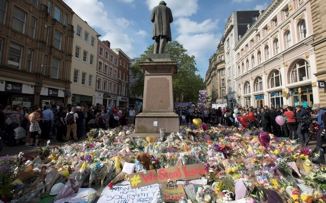 Determining the Way Forward after Manchester Attack