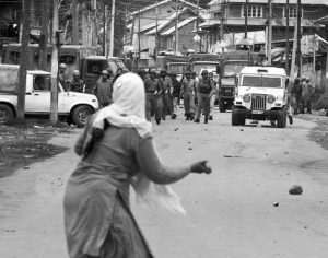Supporting the Kashmir Intifada