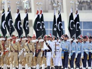The White of the Flag: Contributions of Non-Muslims for National Defense of Pakistan