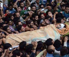 Burhani Wani, Kashmir, Azadi, India, Pakistan,
