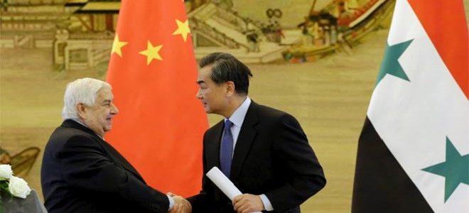 China, Syria, Middle East, ETIM, Assad