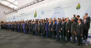 ParisDeal, COP21, ClimateChange