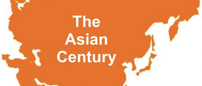 Asian Century, Asia, Economy, China, Global Trade, Center of the World