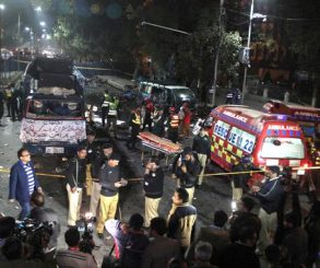 Lahore Attack, Pakistan, Counter Terrorism ,