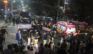 Lahore Attack, Pakistan, Counter Terrorism ,