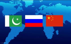 Synchronization, Interests, Pakistan, Russia, China, Asia, Multi-polarity,