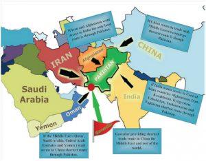 Should Saudi Arabia take interest in the CPEC? | Centre ...