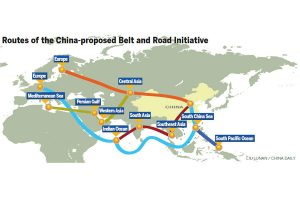 CPEC, Belt and Road, OBOR China, Pakistan