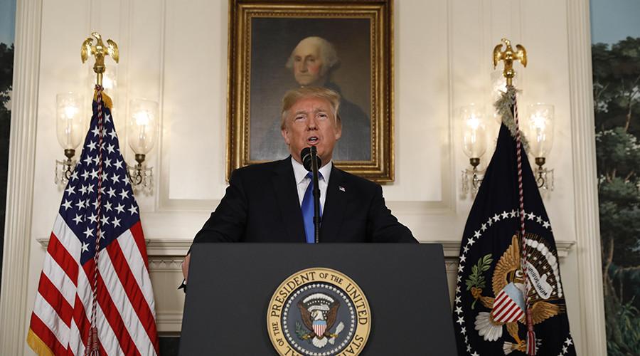 Trump, IAEA, Iran, JCPOA, POTUS, UNGA, US