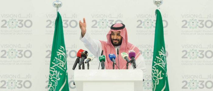 KSA, China, US, Vision2030, Iran