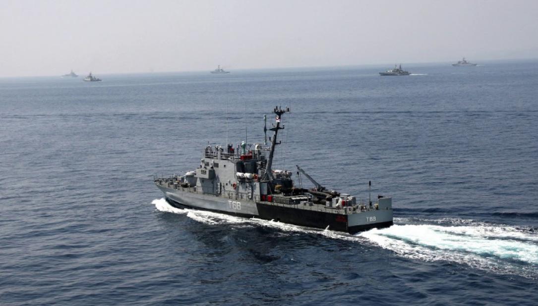 Maritime, Indian Ocean