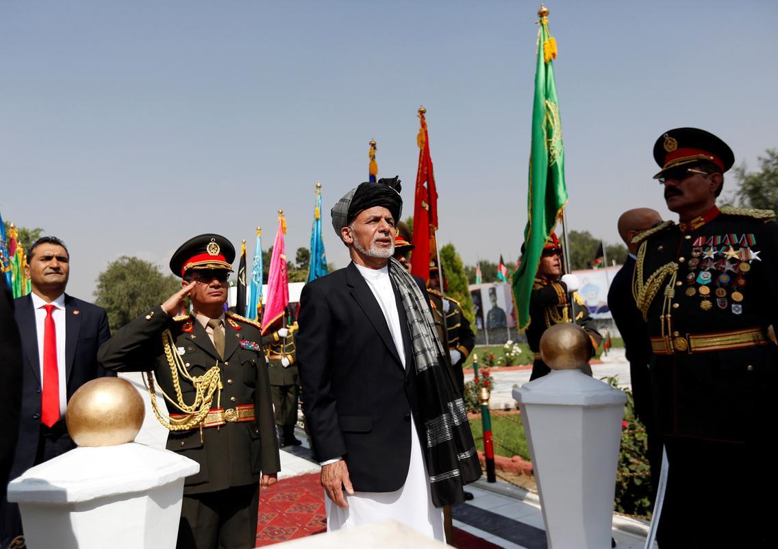 Afghanistan, 2017