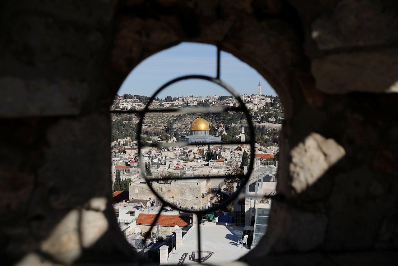 Trump, Jerusalem