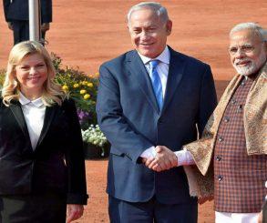 Israel, India, Palestine, Kashmir