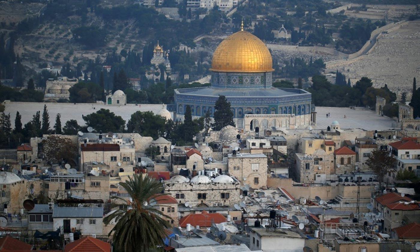Abbas, Jerusalem