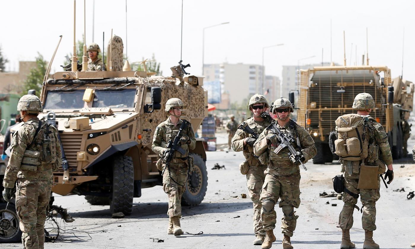 afghanistan, peace talks