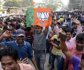 BJP, Tripura