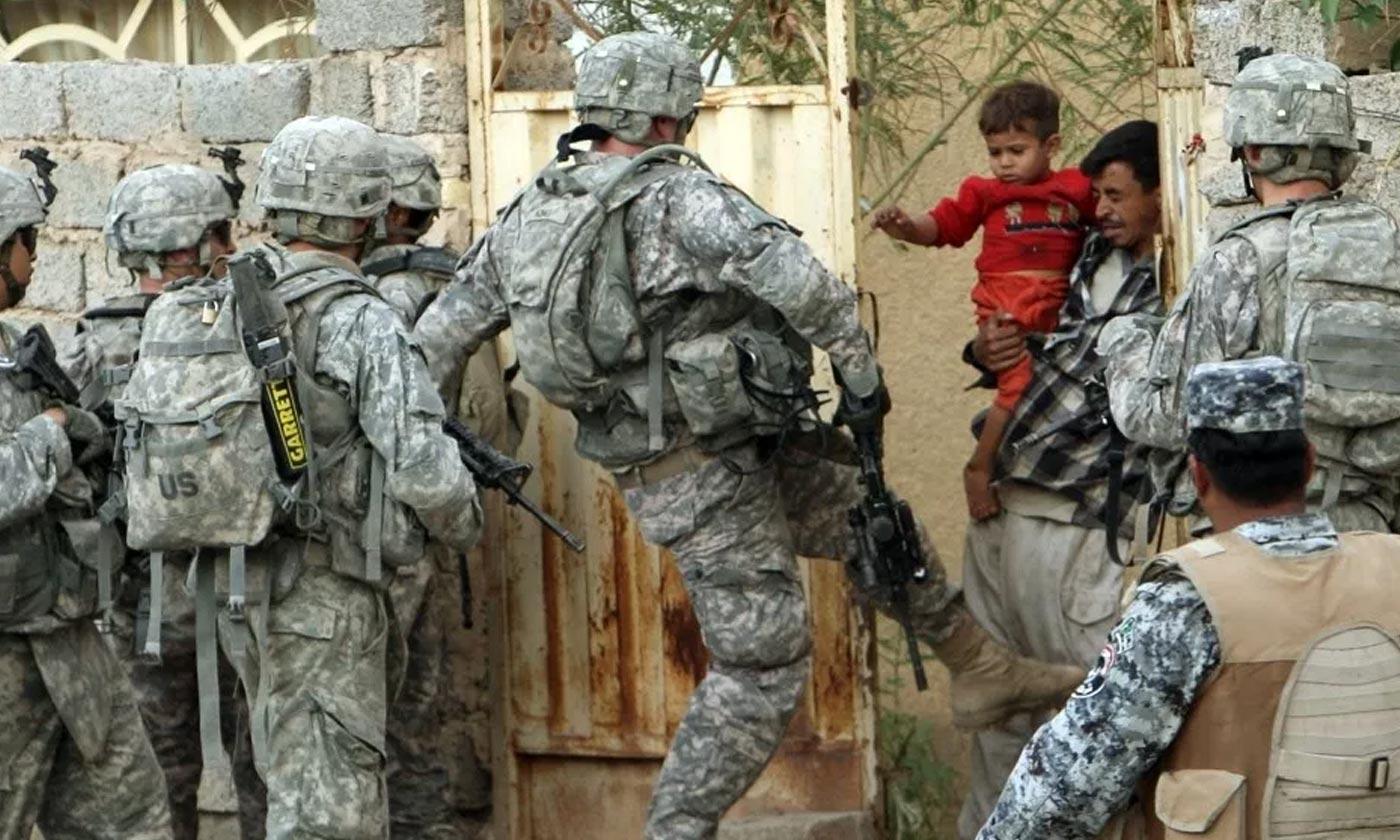 invasion, Iraq