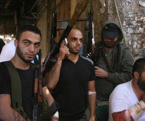 Lebanon, Salafi, Militancy