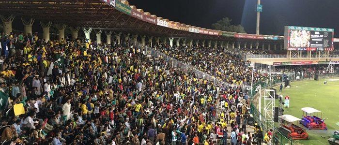 Karachi, Pakistan Super League, Cricket