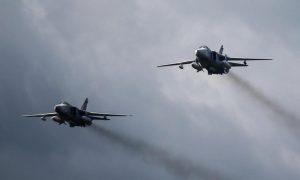 Kremlin, Syria, Air strikes
