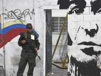 Venezuela, Russia, Battleground