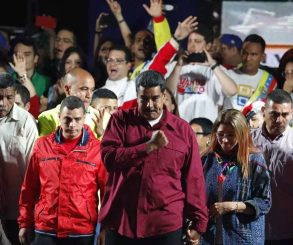 Presidential Elections, Venezuela, US, EU, Russia, Turkey, IMF