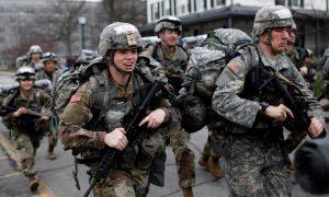 Women, Soldiers