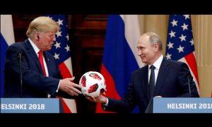 Helsinki Summit, USA, Russia, Vladimir Putin, Donald Trump