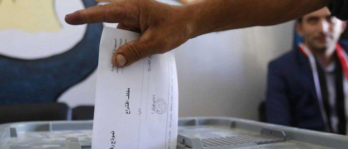 Syrian Elections, Syria