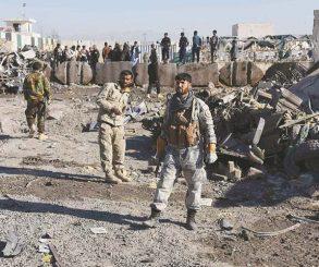 Aslam Baloch, Aslam Acho, Balochistan, Afghanistan