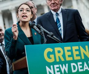 Green New Deal, US