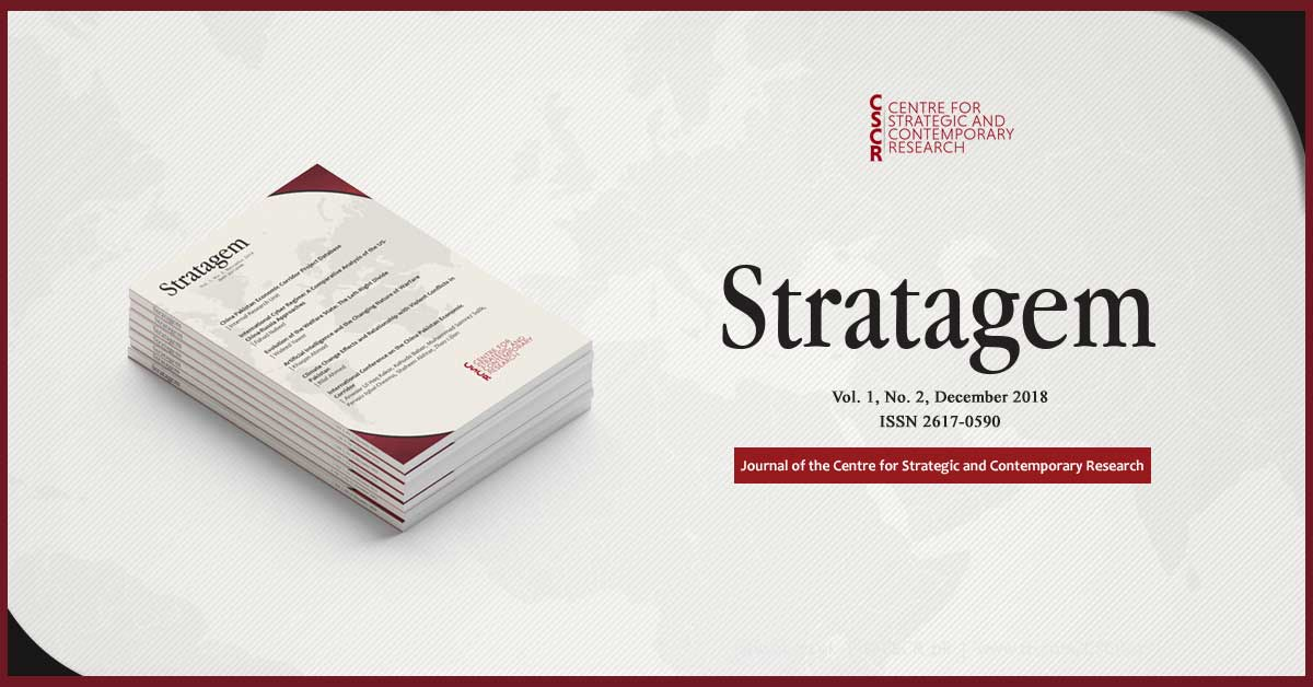 Stratagem, Journal