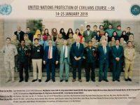 UN, Civilians Protection Course