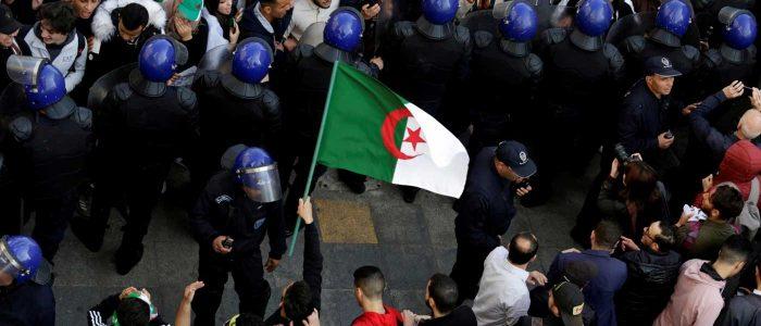 Algeria, US, MENA, Russia