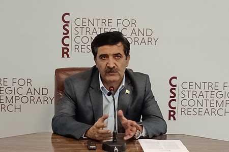 Commodore (Retd.) Mohammad Ishaq