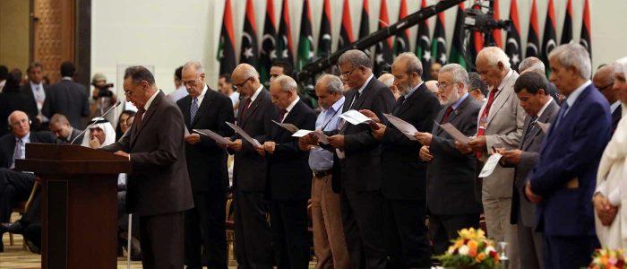 Libya, US, EU, Qatar