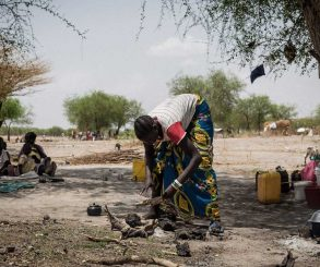 Sudanese, Climatic Cause, Climate Change, War