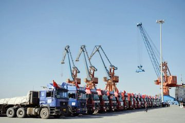 CPEC, Chinese