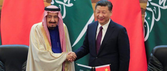 China, Saudi Arabia, UAE, United States