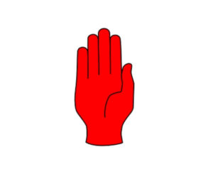 The Red Right Hand and Another Tory Term