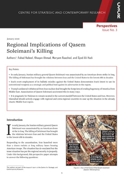 Iran, Qasem Soleimani