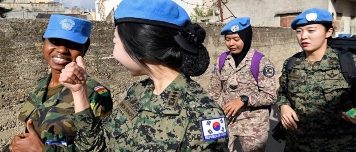 Role of Women in UN Peacekeeping Missions