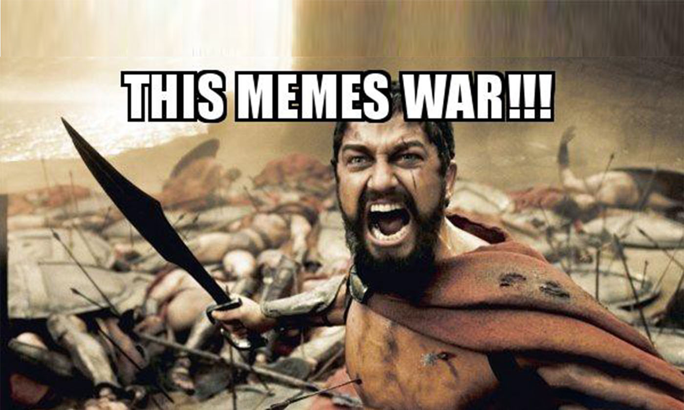 """Information Social War is the Continuation of Politics by Other """"Memes"""""""