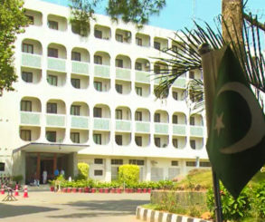 Restructuring Pakistan 's Foreign Office