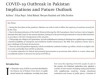 Corona virus, Pakistan,