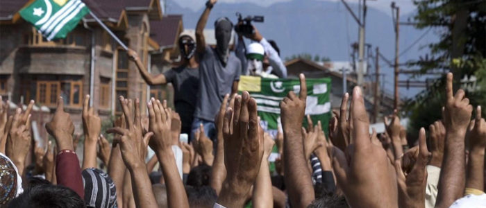 Role of Kashmiri Diaspora in Kashmir's Self-Determination Struggle